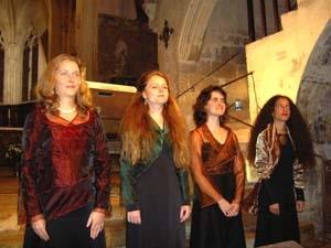 « Lux Feminae » a cappella