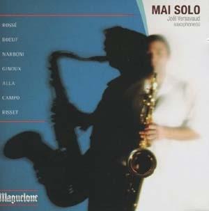 Joël Versavaud, une excellente approche du saxophone contemporain