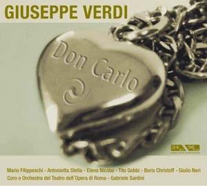 Don Carlo de Verdi: au Royaume des Géants