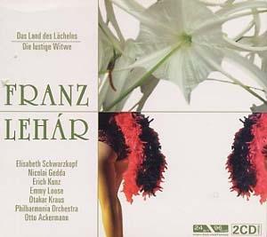 Deux enregistrements mythiques de Franz Lehar