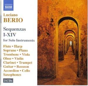 Luciano Berio: intégrale des Sequenze