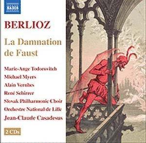 La Damnation de Faust par Jean-Claude Casadesus