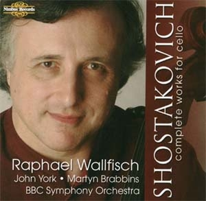 Intégrale des oeuvres pour violoncelle de Chostakovitch