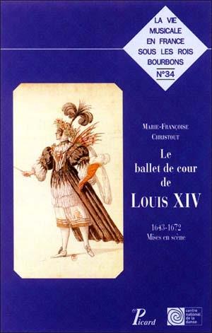 Le ballet de cour sous Louis XIV