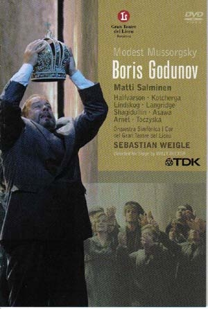 Boris Godounov et Willy Decker: Slava Tsar Boris Fyoderevitch