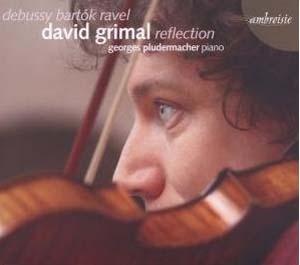 L'excellence du violon de David Grimal