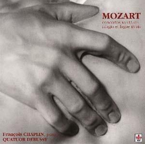 Les transcriptions de la main de Mozart