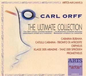 Carl Orff, vers le retour en grâce?