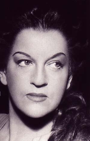 Astrid Varnay (Stockholm, 25 avril 1918 – Munich, 4 septembre 2006)