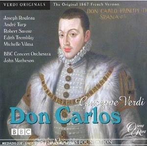 Don Carlos, drame déraisonnable, opéra de la démesure