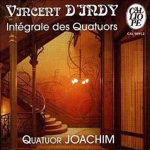 D'Indy ressuscité par le Quatuor Joachim