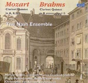Mozart, Brahms et le Nash Ensemble, ça continue!