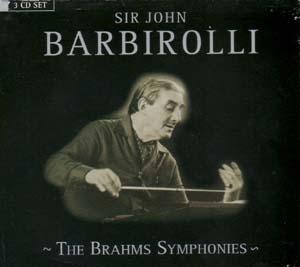Barbirolli ,une réédition bienvenue pour Brahms