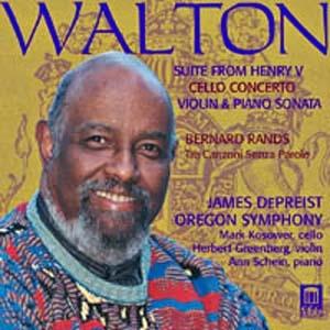 William Walton: la preuve par trois