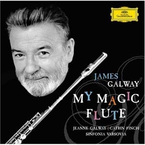 James Galway my magic Flute