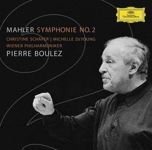 Boulez dirige Mahler
