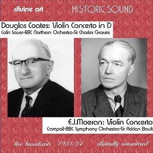 Deux concertos pour violon britanniques néo-romantiques