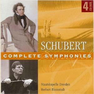 Schubert, Symphonies: « J'ai du bon tabac… »