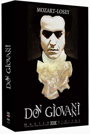 Don Giovanni de Joseph Losey (Edition restaurée 2006)