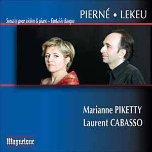 Lekeu et Pierné: Franck et fils