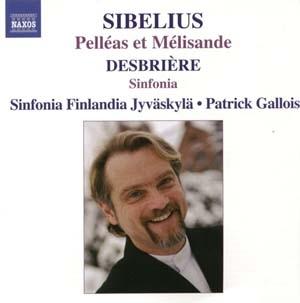 Patrick Gallois dirige Sibelius et Desbrière
