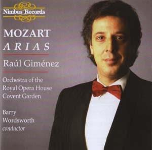 Raúl Giménez, un maître dans l'art du chant