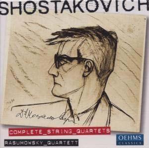 Une nouvelle intégrale des Quatuors à cordes de Chostakovitch