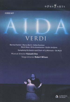 Aida selon Robert Wilson