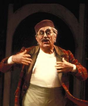 Paolo Montarsolo (Portici –Naples-, 16 mars 1923 – Rome, 31 août 2006)