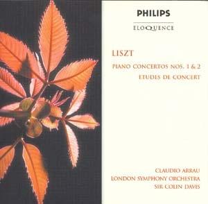 Liszt par Claudio Arrau