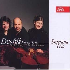 Dvorak par le trio Smetana