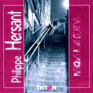 Philippe Hersant dans les cordes