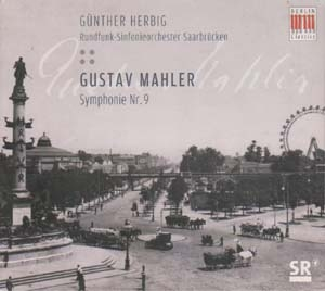 Honorable version de la Symphonie n° 9 de Mahler