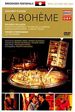 La Bohème festival de Bregenz