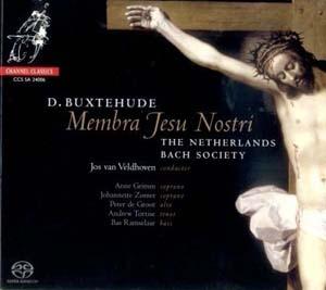 Succomber au génie de Buxtehude