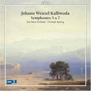 Symphonies de Kalliwoda