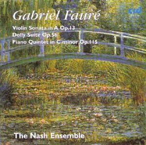 Gabriel Fauré par Nash Ensemble