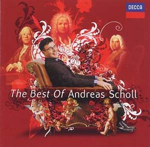 The best of Andreas Scholl…ou la loi du fourre-tout