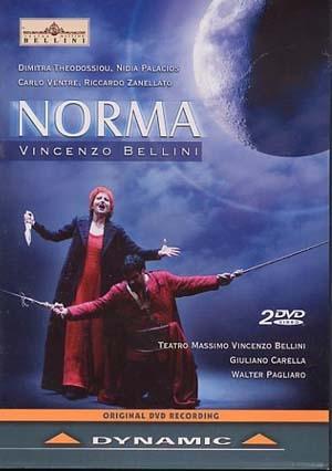 Norma, Etonnante Theodossiou!