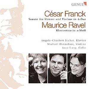 Un agréable moment en compagnie de Franck et Ravel