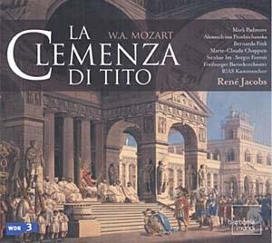 Mozart, La Clemenza di Tito