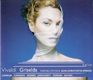 Vivaldi: Grisante Griselda