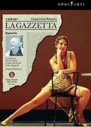 La Gazzetta: le grand Rossini est ailleurs