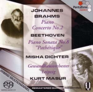 Un Brahms sur Masur