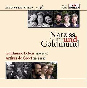 Narziss und Goldmund à la rencontre de Lekeu et De Greef