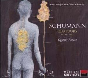 Le Quatuor Renoir interprète Schumann