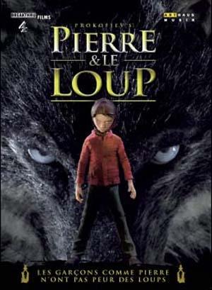 Pierre et le Loup, les garçons comme Pierre n'ont pas peur des loups
