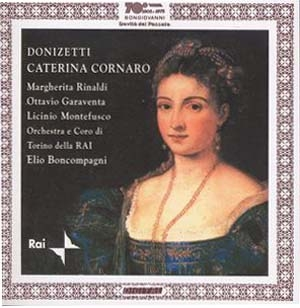 Catarina Cornaro, une version rare