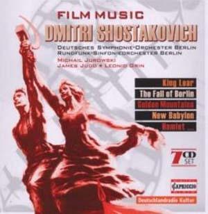 Les musiques de film de Chostakovitch