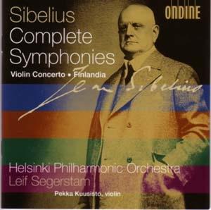 Sibelius une intégrale discutable
